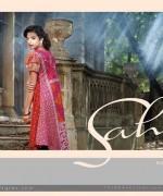 Shariq Textiles Sahil Kurti Collection 2015 For Women 007
