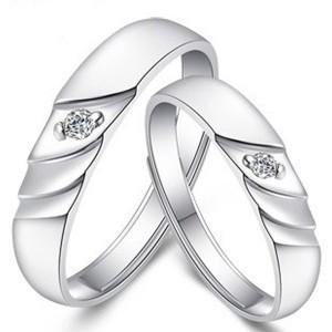 Silver Wedding Rings 2015 For Girls 004