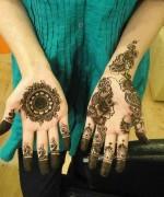 Simple Mehndi Designs- Beautiful Mehndi Designs 001