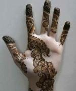 Simple Mehndi Designs- Beautiful Mehndi Designs 0012