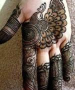 Simple Mehndi Designs- Beautiful Mehndi Designs 0015