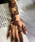 Simple Mehndi Designs- Beautiful Mehndi Designs 003