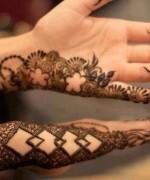 Simple Mehndi Designs- Beautiful Mehndi Designs