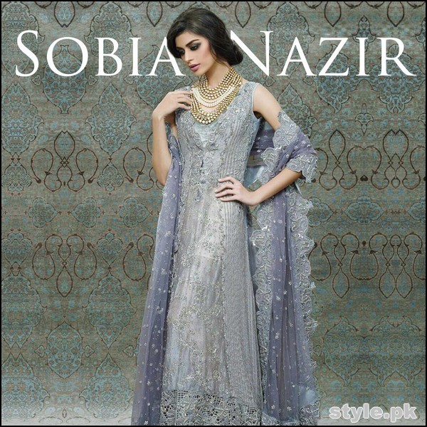 Sobia Nazir Bridal Dresses 2015 For women 3