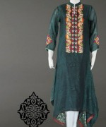 Stitched Stories Winter Dresses 2015 For Girls 4