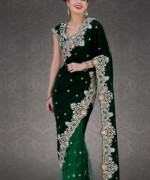 Trends Of Indian Sarees 2015 For Women 001