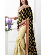 Trends Of Indian Sarees 2015 For Women 0010