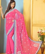 Trends Of Indian Sarees 2015 For Women 0014