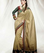 Trends Of Indian Sarees 2015 For Women 0016