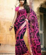 Trends Of Indian Sarees 2015 For Women 005