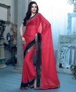 Trends Of Indian Sarees 2015 For Women 007