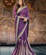 Trends Of Indian Sarees 2015 For Women 008