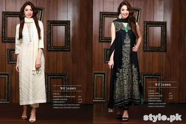 Zeen Unstitched Collection 2015 For Winter 3