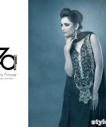 Zonia Anwaar Formal Wear Dresses 2015 For Girls 3