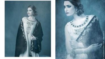 Zonia Anwaar Formal Wear Dresses 2015 For Girls 4