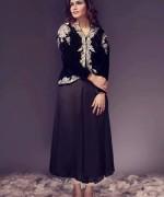 Zunaira Lounge Winter Dresses 2015 for Women 007