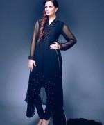 Zunaira Lounge Winter Dresses 2015 for Women 04