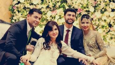 mahnoor baloch daughter wedding pics
