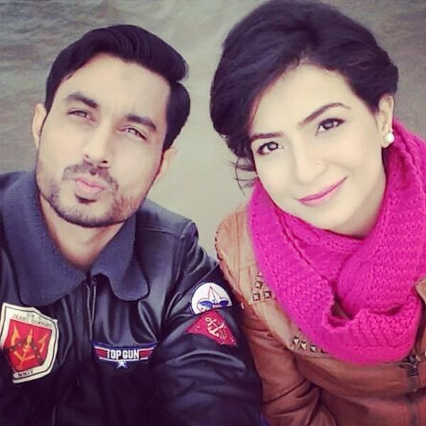 sohail haider and dua malik marriage pics