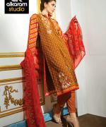 Al-Karam Spring Summer Dresses 2015 For Women 10