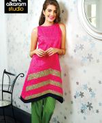 Al-Karam Spring Summer Dresses 2015 For Women 11