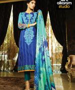 Al-Karam Spring Summer Dresses 2015 For Women 13