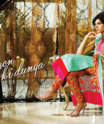 Al-Karam Spring Summer Dresses 2015 For Women 14