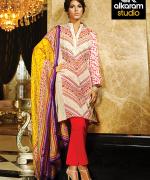 Al-Karam Spring Summer Dresses 2015 For Women 15