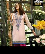 Al-Karam Spring Summer Dresses 2015 For Women 3