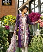 Al-Karam Spring Summer Dresses 2015 For Women 5