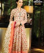 Al-Karam Spring Summer Dresses 2015 For Women 6