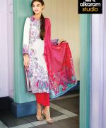 Al-Karam Spring Summer Dresses 2015 For Women 8