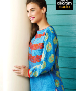 Al-Karam Spring Summer Dresses 2015 For Women 9
