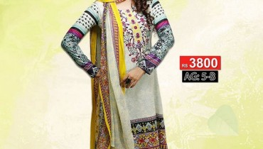Artimmix Lawn Dresses 2015 For Summer 7