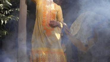 Ayesha Somaya Lawn Dresses 2015 By Flitz 12
