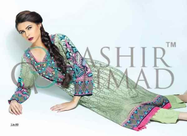 Bashir Ahmad Textiles Lawn Collection 2015 For Women 0009