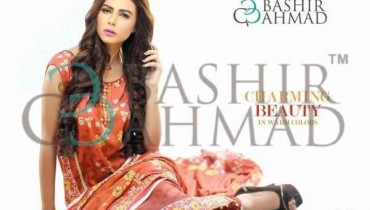 Bashir Ahmad Textiles Lawn Collection 2015 For Women 002