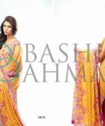 Bashir Ahmad Textiles Lawn Collection 2015 For Women 005