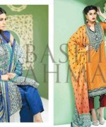 Bashir Ahmad Textiles Lawn Collection 2015 For Women