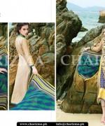 Charizma Summer Dresses 2015  Volume 1 For Women 0015