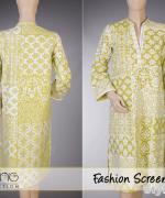Daaman Spring Dresses 2015 For Girls 3