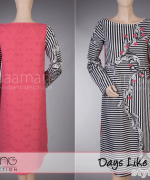 Daaman Spring Dresses 2015 For Girls 7