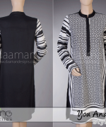 Daaman Spring Dresses 2015 For Girls 8