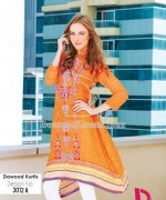 Dawood Lawn Dresses 2015 For Summer 1