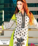 Dawood Lawn Dresses 2015 For Summer 10