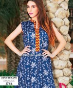Dawood Lawn Dresses 2015 For Summer 4