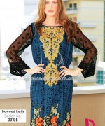 Dawood Lawn Dresses 2015 For Summer 6
