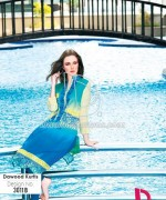 Dawood Lawn Dresses 2015 For Summer 8