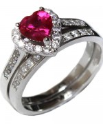 Designs Of Promise Rings For Her 2015 001