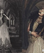 Fahad Hussayn Royal Wreck Collection 2015 For Girls 2